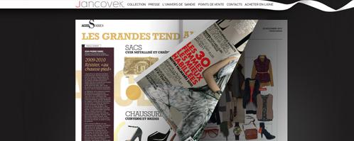 Revue de presse site jancovek